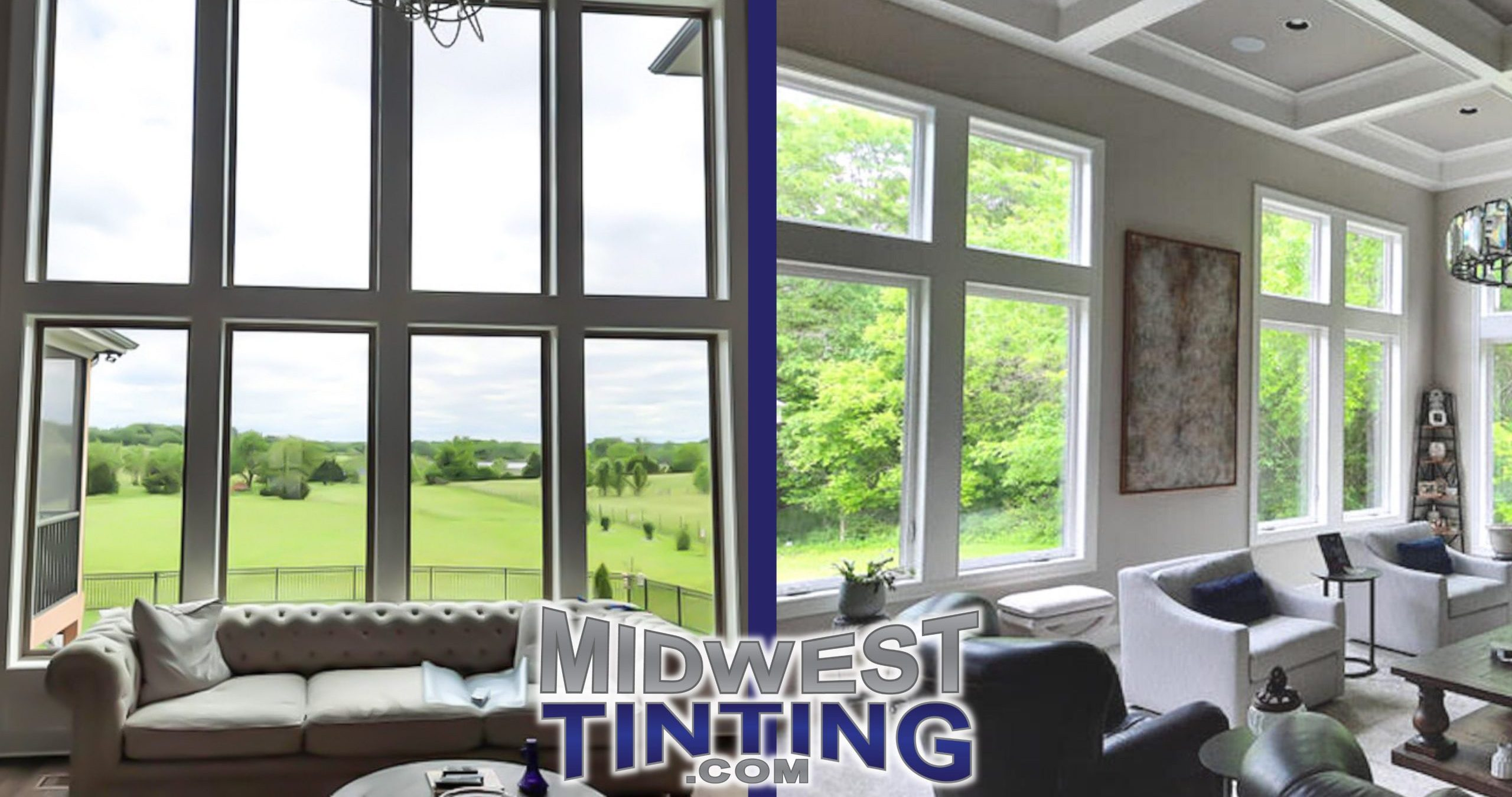 Home Window Films Provide Many Benefits As Summer Heat Arrives - Home Window Film and Window Tinting in Kansas City