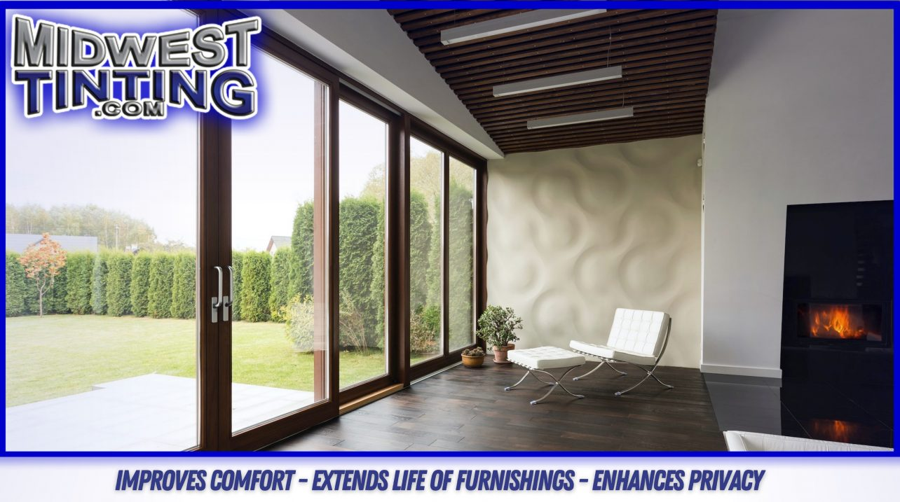 House Window Tint Useful Information And The Pros & Cons of Using It - Home Window Film in Kansas City and Lake of the Ozarks Area