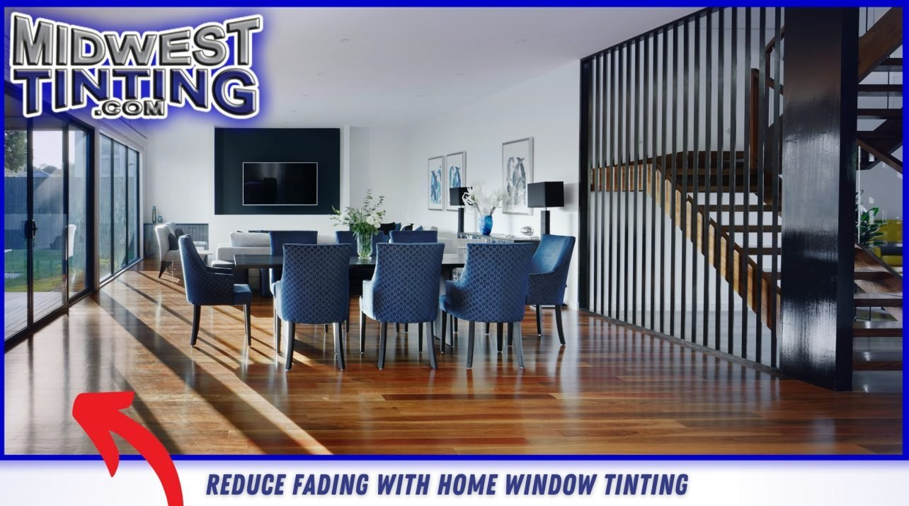 Sun Damaged Floors & Furnishings - How To Protect Against Fading - Home Window Tinting in Kansas City